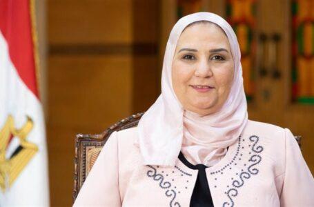 فيديو .. وزيرة التضامن تكشف أعداد المسنين في مصر